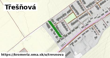 ilustrácia k Třešňová, Kroměříž - 132m