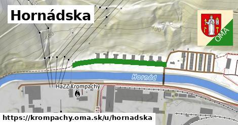 ilustrácia k Hornádska, Krompachy - 491m