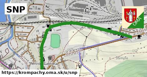 ilustračný obrázok k SNP, Krompachy