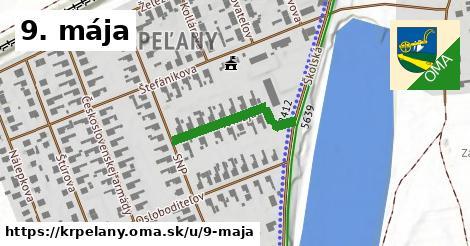 ilustrácia k 9. mája, Krpeľany - 211m