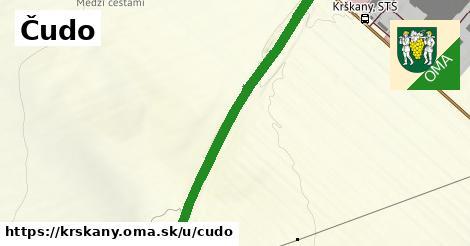 ilustrácia k Čudo, Krškany - 528m