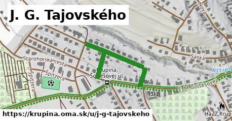 ilustrácia k J. G. Tajovského, Krupina - 358m