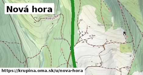 Nová hora, Krupina