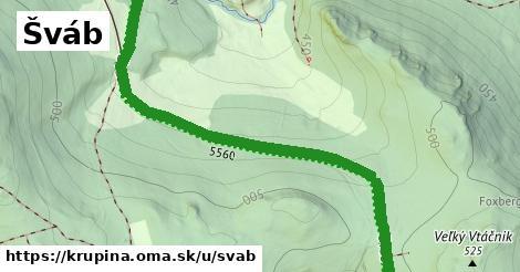 Šváb, Krupina