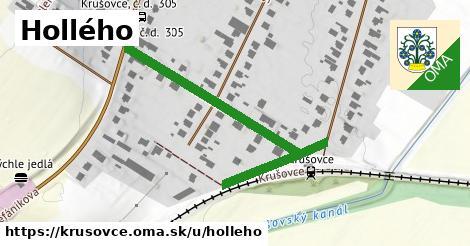 ilustrácia k Hollého, Krušovce - 508m