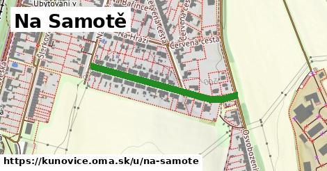 ilustrácia k Na Samotě, Kunovice - 342m