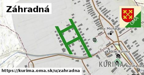 ilustrácia k Záhradná, Kurima - 541m