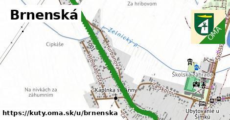 ilustrácia k Brnenská, Kúty - 1,59km