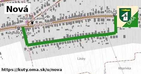 ilustrácia k Nová, Kúty - 657m