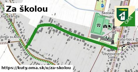 ilustrácia k Za školou, Kúty - 587m