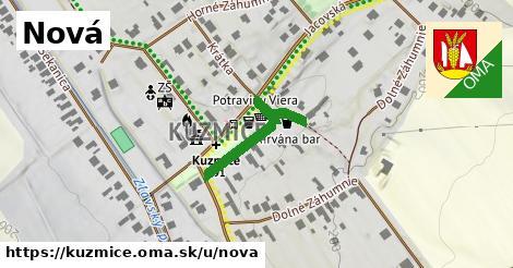 ilustrácia k Nová, Kuzmice - 169m