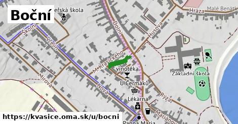 ilustrácia k Boční, Kvasice - 81m