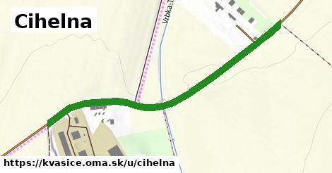 ilustrácia k Cihelna, Kvasice - 592m