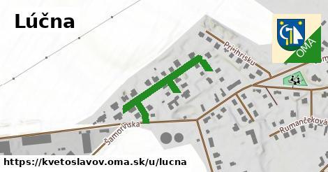 ilustrácia k Lúčna, Kvetoslavov - 216m