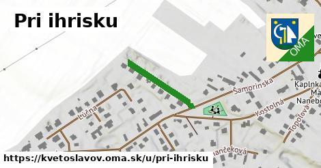 ilustrácia k Pri ihrisku, Kvetoslavov - 202m