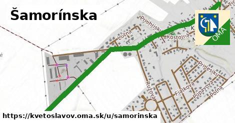 ilustrácia k Šamorínska, Kvetoslavov - 1,60km