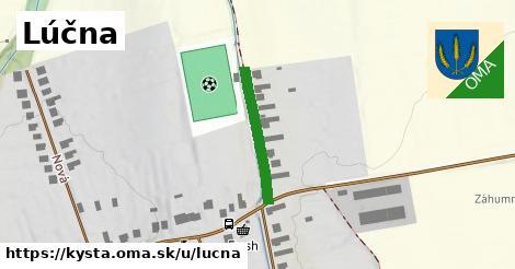 ilustrácia k Lúčna, Kysta - 206m