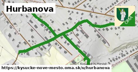 ilustrácia k Hurbanova, Kysucké Nové Mesto - 1,17km