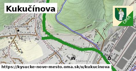 ilustrácia k Kukučínova, Kysucké Nové Mesto - 1,63km