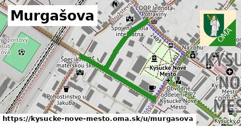 ilustrácia k Murgašova, Kysucké Nové Mesto - 469m