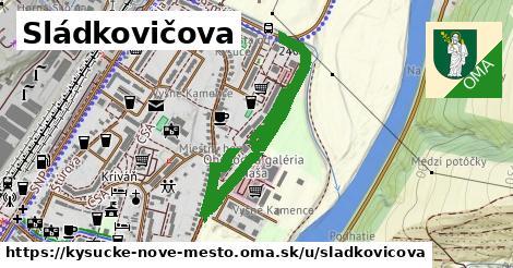 ilustrácia k Sládkovičova, Kysucké Nové Mesto - 0,90km