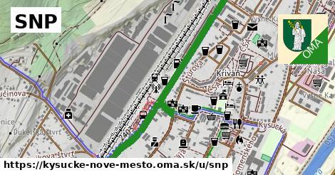 ilustrácia k SNP, Kysucké Nové Mesto - 0,99km