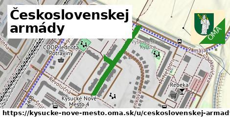 ilustrácia k Československej armády, Kysucké Nové Mesto - 0,85km