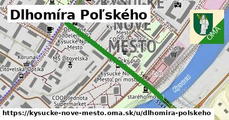 ilustrácia k Dlhomíra Poľského, Kysucké Nové Mesto - 397m