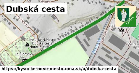 ilustrácia k Dubská cesta, Kysucké Nové Mesto - 680m