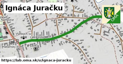 ilustrácia k Ignáca Juračku, Láb - 549m