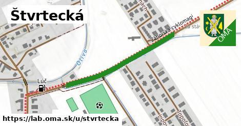ilustrácia k Štvrtecká, Láb - 0,88km