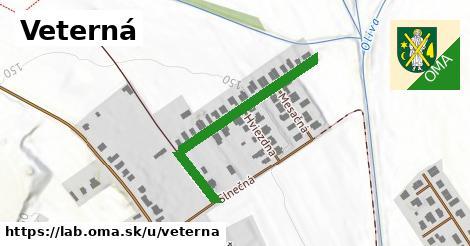 ilustrácia k Veterná, Láb - 371m