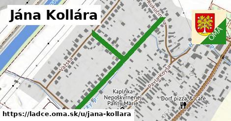ilustrácia k Jána Kollára, Ladce - 419m