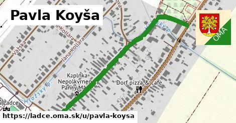 ilustrácia k Pavla Koyša, Ladce - 0,70km