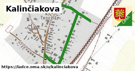 ilustrácia k Kalinčiakova, Ladce - 669m