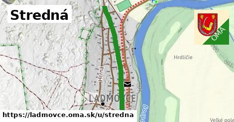 ilustrácia k Stredná, Ladmovce - 0,74km