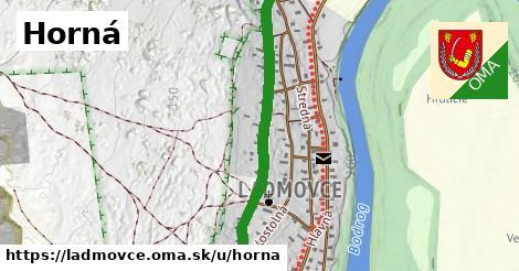 ilustrácia k Horná, Ladmovce - 0,88km
