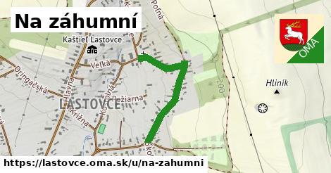 ilustrácia k Na zahumní, Lastovce - 693m