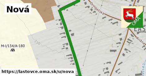 ilustrácia k Nová, Lastovce - 618m