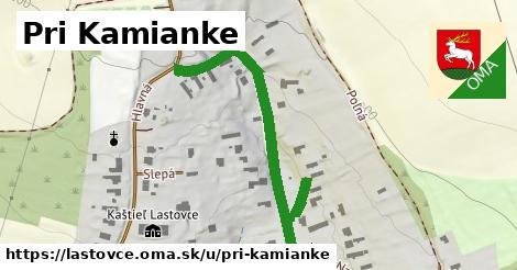 ilustrácia k Pri kamianke, Lastovce - 414m