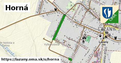 ilustrácia k Horná, Lazany - 403m