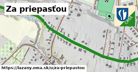 ilustrácia k Za priepasťou, Lazany - 0,99km
