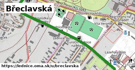 ilustrácia k Břeclavská, Lednice - 0,92km