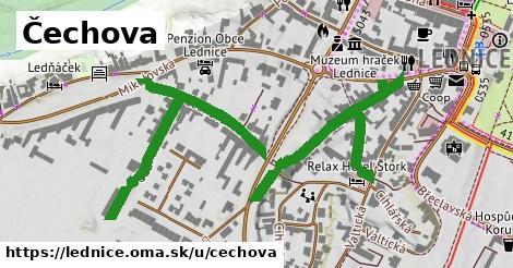 ilustrácia k Čechova, Lednice - 0,85km
