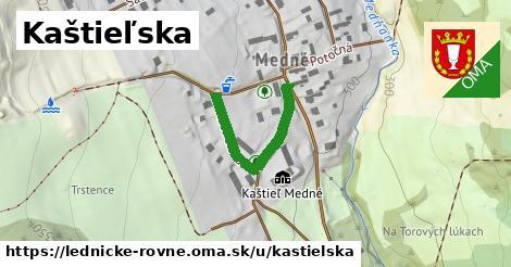 ilustrácia k Kaštieľska, Lednické Rovne - 138m