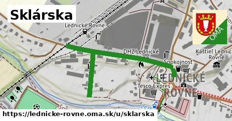 ilustrácia k Sklárska, Lednické Rovne - 526m
