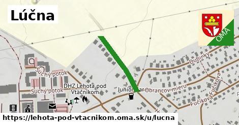 ilustrácia k Lúčna, Lehota pod Vtáčnikom - 203m