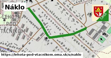 ilustrácia k Náklo, Lehota pod Vtáčnikom - 502m