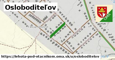 ilustrácia k Osloboditeľov, Lehota pod Vtáčnikom - 128m