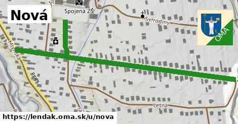 ilustrácia k Nová, Lendak - 0,80km
